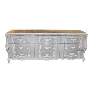 Painted Itallianette Triple Dresser