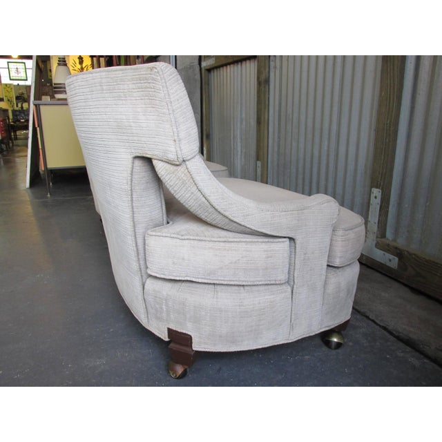 Billy Haines Style Vintage Lounge Chairs - A Pair - Image 4 of 10