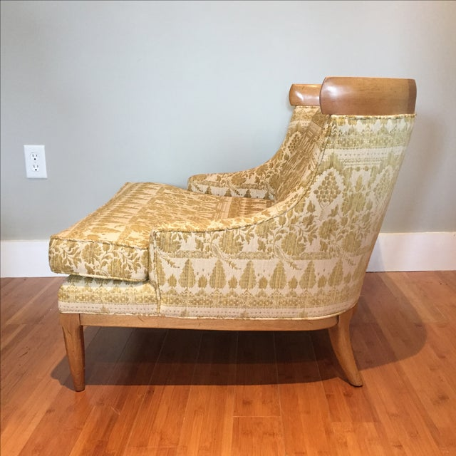 Mid-Century Tomlinson Sophisticate Lounge Chair - Image 4 of 8