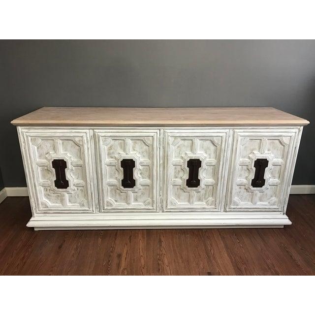 Stanley Furniture Weathered Wood Dresser Chairish