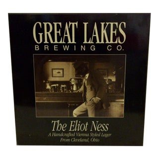 Great Lakes Brewing Company Beer Advertising Sign