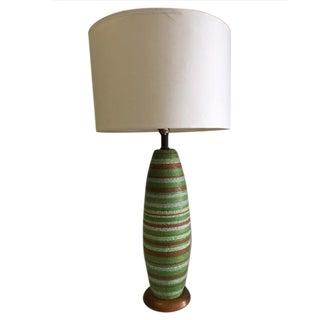 Raymor Mid-Century Modern Large Italian Table Lamp