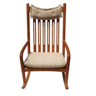 Vintage Amp Used Danish Modern Rocking Chairs Chairish