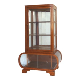 Early 20th Century China Display Cabinet