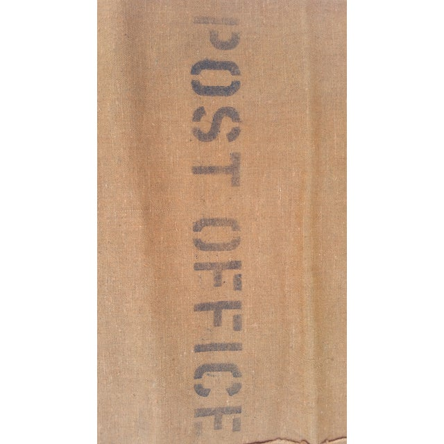 Nubby Linen Original Post Office Bag - Image 3 of 5