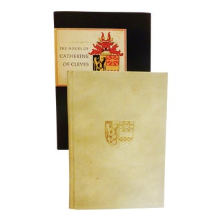 ' Catherine of Cleves',Illustrated Illuminated Manuscripts Book