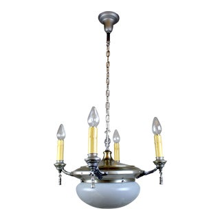Colonial Revival Dining Room Fixture.