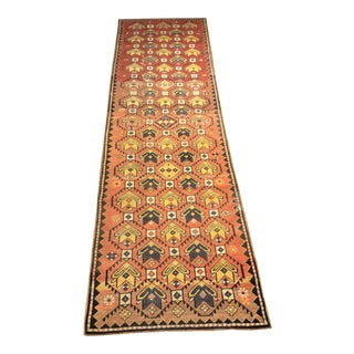 "Bellwether Rugs Vintage Turkish Oushak Runner - 2'8""x8'9"""