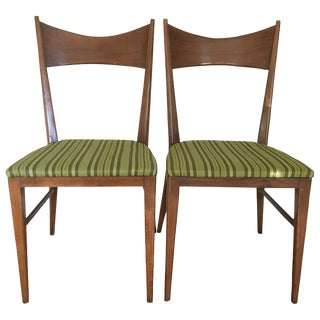 Paul McCobb Dining Chairs - A Pair