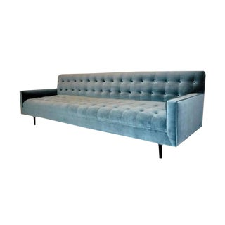 Winch Button-Tufted Sofa