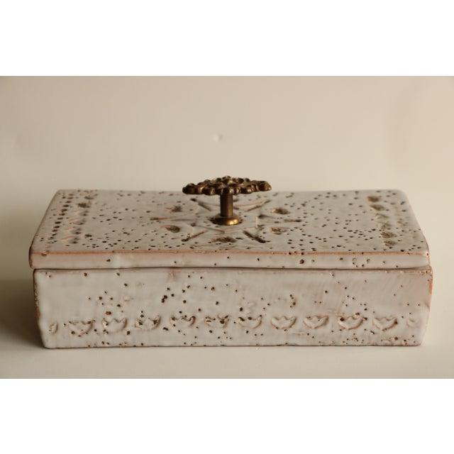 Raymor Italian Art Pottery Box - Image 7 of 7