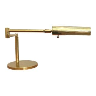 Koch & Lowy Swing Arm Desk Lamp