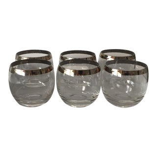 Dorothy Thorpe Style Roly Poly Glasses - Set of 6