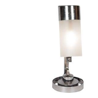 Pivoting Desk Lamp by Boris Lacroix, French, circa 1930