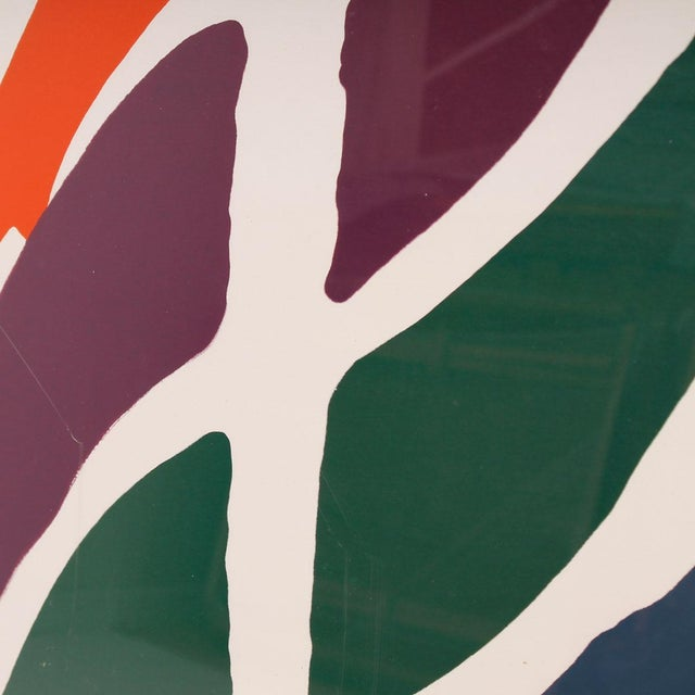 1979 Morris Louis Major Works Exhibition Poster - Image 6 of 6