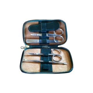 Vintage Hoffritz Germany Nyc Gentleman's Kit