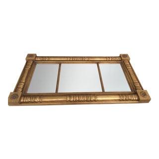 Traditional Grand Balustrade Mirror