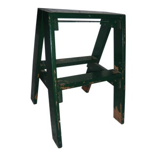 Old Country Step Stool