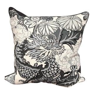 Schumacher Chiang Mai Dragon Pillows - A Pair