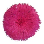 Image of Authentic Cameroon Juju Hat - Hot Pink