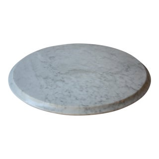 Round Marble Cutting Board
