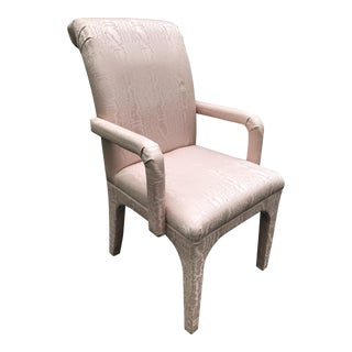 Pink Parsons Armchair