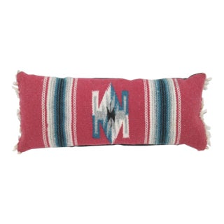 Navajo Linen Weaving Pillow