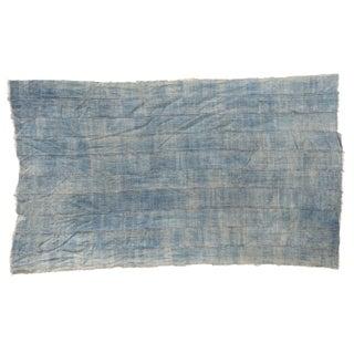"Vintage African Textile Throw - 3'8"" X 6'2"""