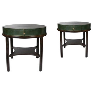 Pair of Game Tables by Tommi Parzinger