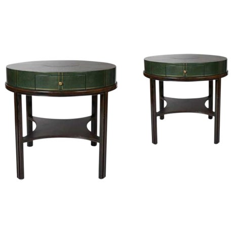 Image of Pair of Game Tables by Tommi Parzinger