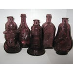 Image of Amethyst Wheaton Bottle Collection - Set of 5
