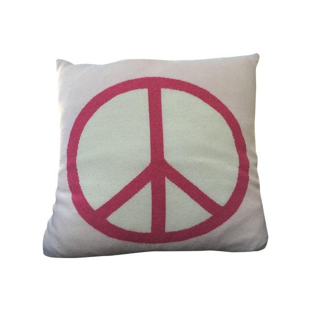 Image of Rani Arabella Cashmere Peace Pillow