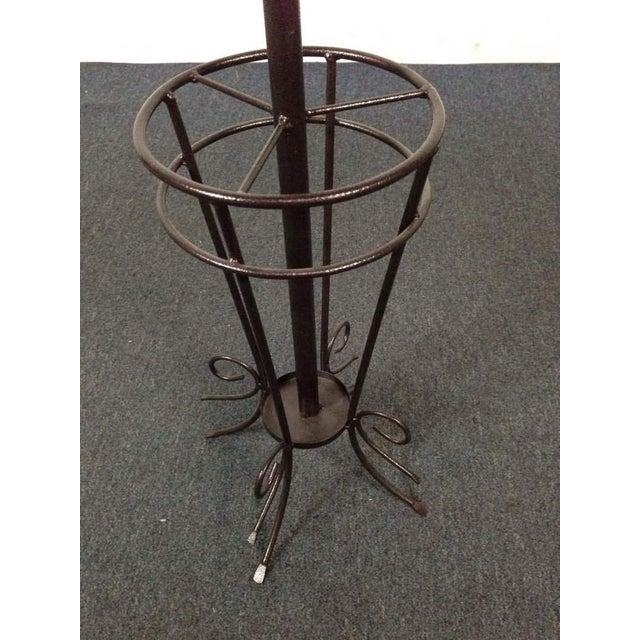 Umbrella Stand Ireland: Contemporary Metal Coat Rack And Umbrella Stand