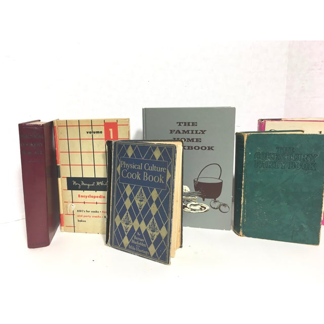 Vintage Entertaining Cookbooks - Set of 6 - Image 3 of 3