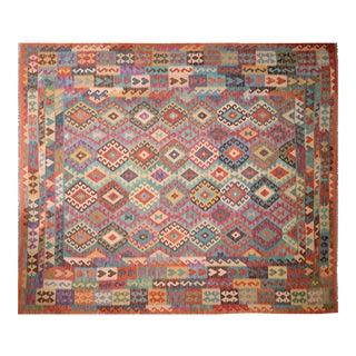 Maimana Afghan Kilim - 8'6″ x 11'7″