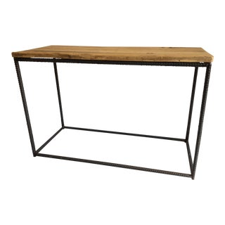 Reclaimed Industrial Console