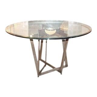 "Italian ""Soqquadro"" Center Table"