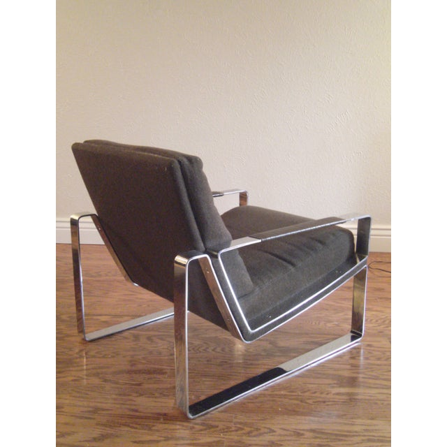Mid-Century Milo Baughman Lounge Chair - Image 7 of 10
