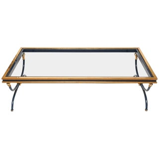French Maison Jansen Style Coffee Table