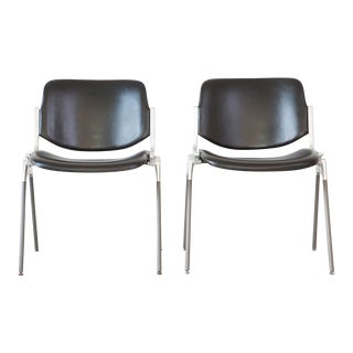 Set of Castelli Chairs