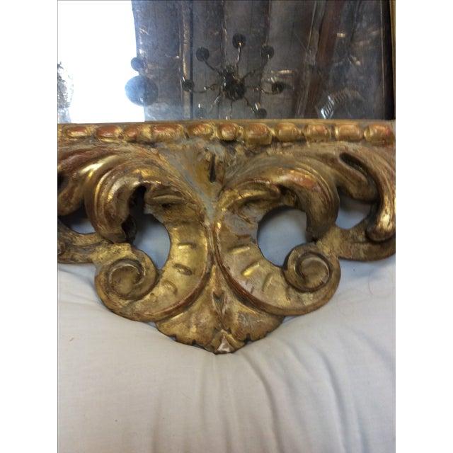 18th Century German Rococo Mirror - Image 3 of 10