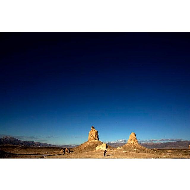 Image of Trona Pinnacles Photograph