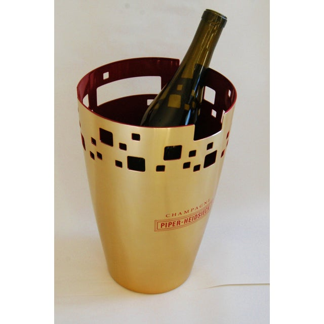 Piper-Heidsieck Champagne French Ice Bucket - Image 8 of 11