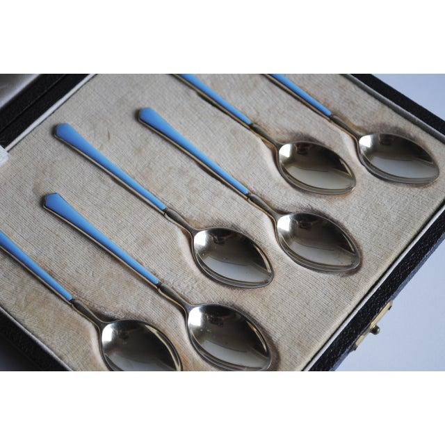 Sterling Demitasse Spoons - Set of 6 - Image 5 of 9