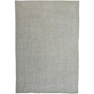 """Hand Knotted Fine Oushak Rug by Aara Rugs Inc. - 11""""11"""" X 8'11"""""""