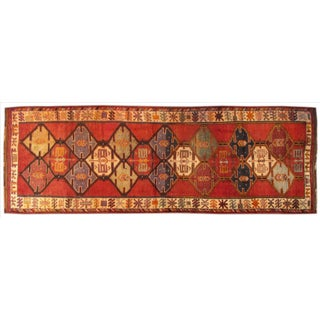 "Apadana - Multicolor Persian Rug - 4'8"" x 13'8"""