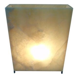 Italian Alabaser Table Lamp