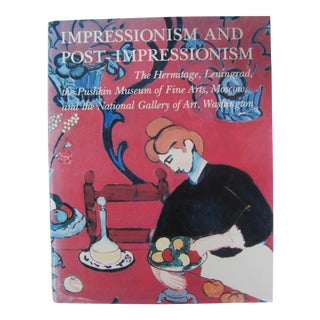 Impressionism and Post-Impressionism Book