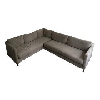 Lee Industries Linen Sectional