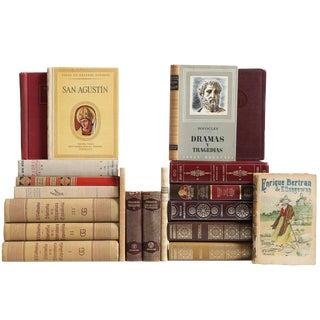 Spanish Language Classics Library - Set of 20